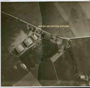 Aérodrome de Saint Inglevert 2è guerre mondiale
